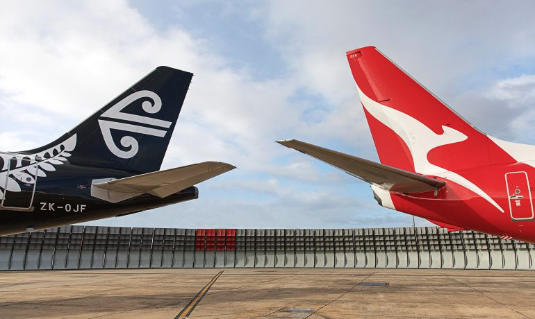 AIR NEW ZEALAND PIPS QANTAS AS AUSTRALIA'S MOST REPUTABLE BRAND