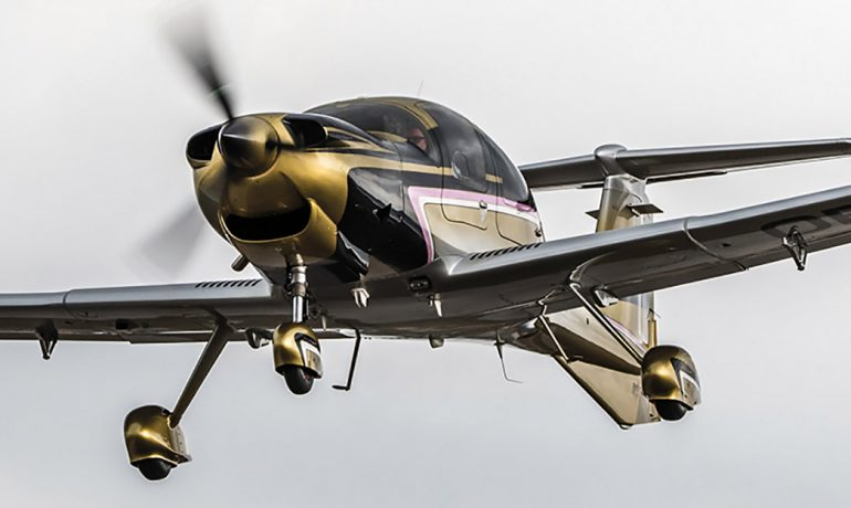 DIAMOND AIRCRAFT CHANGES ENGINE PARTNER FOR DA50
