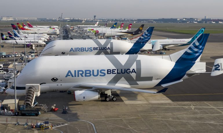 AIRBUS LIFTS PROPOSED BELUGAXL FLEET TO SIX AIRCRAFT