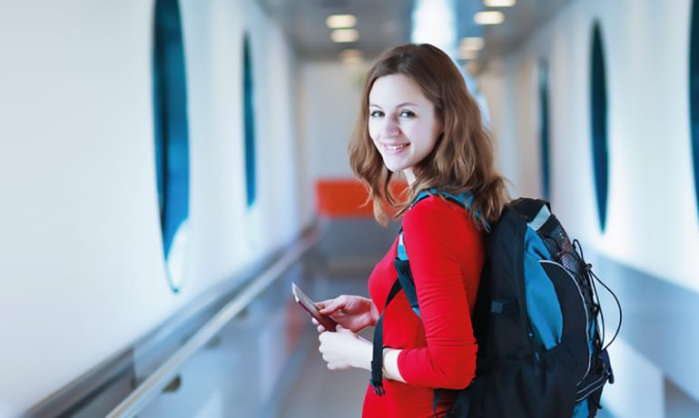SITA REPORT SAYS TRAVELLERS HAPPIER WHEN USING TECHNOLOGY