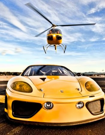 HTT – Helicopter Transport & Training